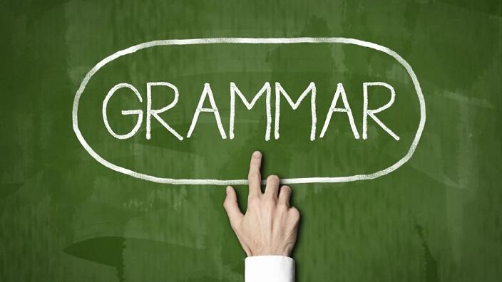grammar-importance